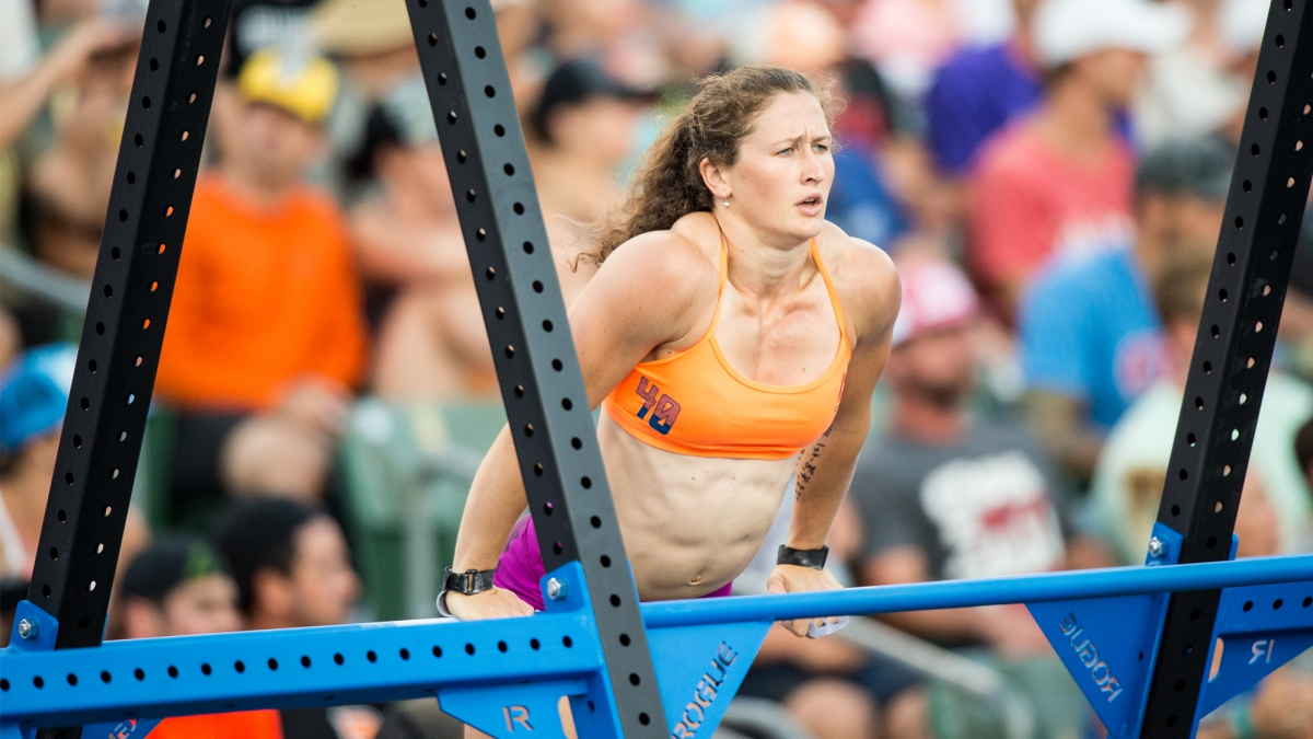 Tia Clair Toomey's Second Chance