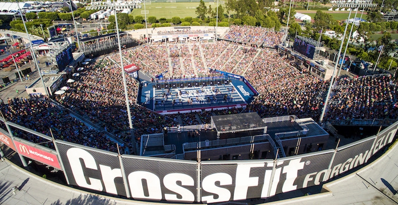 Image result for crossfit games stadium