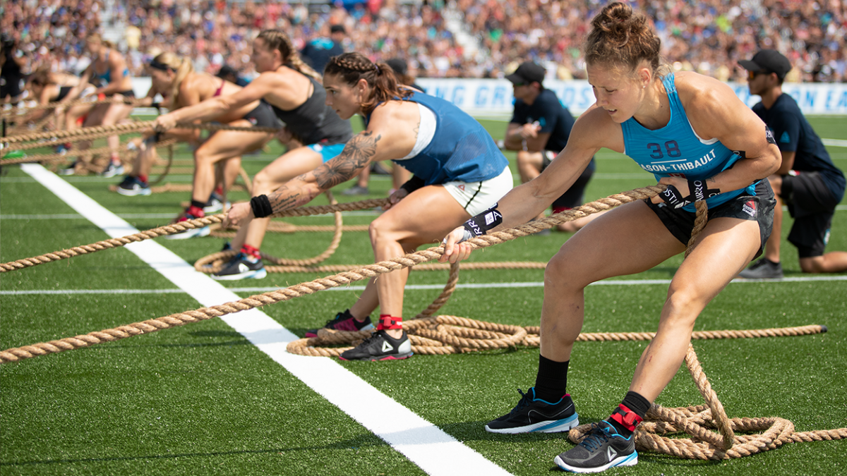 35462e10 Watch the 2018 CrossFit Games on CBS Sports