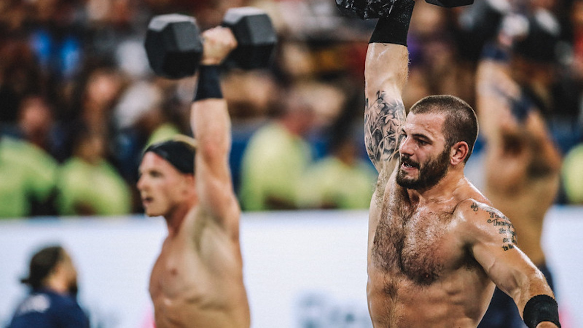 The Open | CrossFit Games