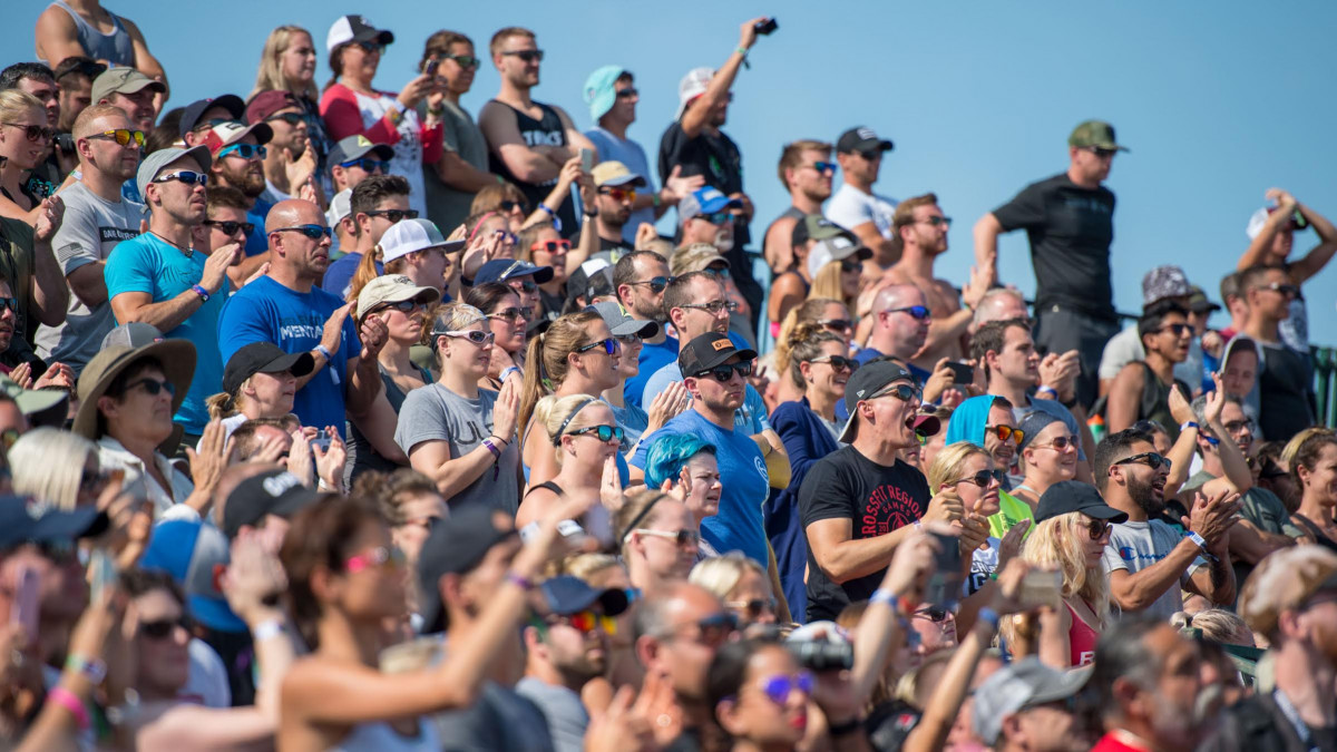 Ticket Information for the 2018 Reebok CrossFit Games