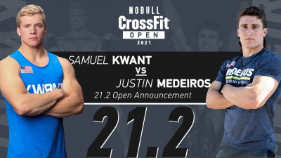 Sam Kwant and Justin Medeiros