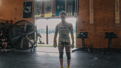 19-Year-Old Haley Adams Poised to Become the Fittest?