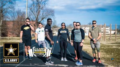 CrossFit Mayhem and the U.S. Army Fitness Team