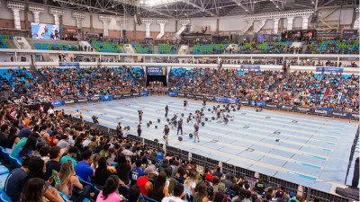 Competition floor
