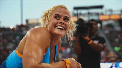 Sara Sigmundsdottir smiling