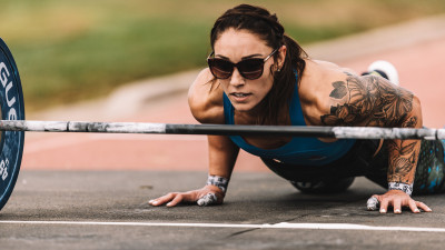 The Start of the 2020 CrossFit Games: Live Archives