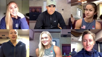 Thursday Press Conference - 2020 CrossFit Games