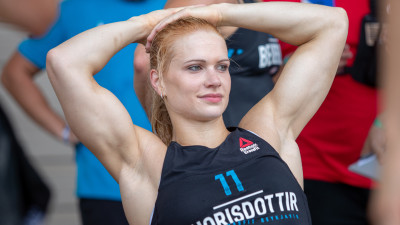 Two-Time Fittest Woman Annie Thorisdottir Returns in 2021