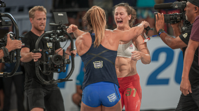Unforgettable Moment in CrossFit History: Tia vs. Kara