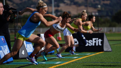 Watch The 2020 CrossFit Games Finals: Live Archive