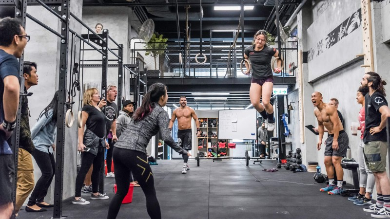 Rubberized Flooring: The Best Choice For Your Crossfit Gym