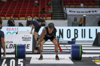 The adaptive athlete competition