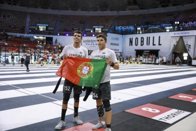 Rafael and Rodrigo Candeias
