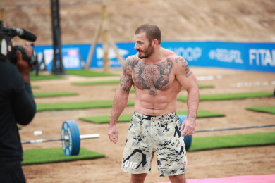 Mat Fraser during 2007 Reload