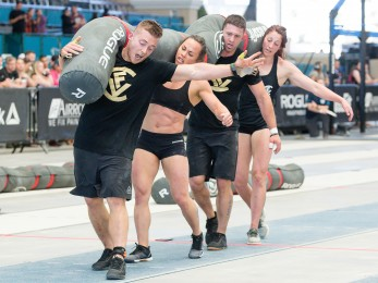 CrossFit Fort Vancouver looks to earn its 10th trip to the Games this weekend.