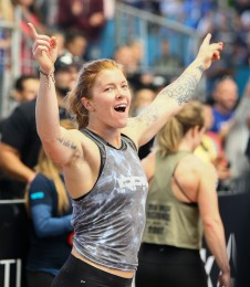 First-place winner Emily Abbott is headed to the Games.