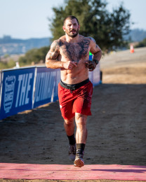 Mat Fraser during Ranch Loop