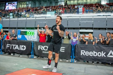 Willy Georges will become the first individual athlete to represent France at the CrossFit Games this August.
