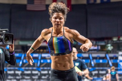 Dani Horan will return to the CrossFit Games in 2018.