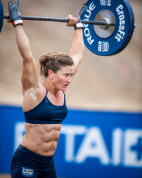 Tia-Clair Toomey during 2007 Reload