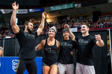 Invictus Boston holds the lead on Day 3 to win the East.