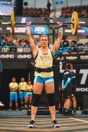 Kate Gordon (team Reebok CrossFit Frankston)