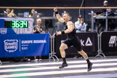 Roman Khrennikov takes the lead after Day 1