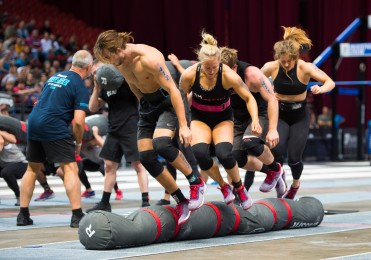 Schwartzs CrossFit Melbourne ends Day 2 with an event win and sits in second overall.