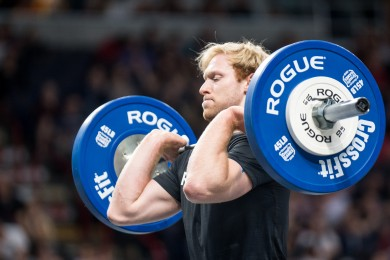 Two-time Games podium finisher Patrick Vellner leads after two events.