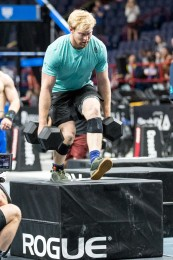 Patrick Vellner leaped over every hurdle in Week 1, winning the title in the East.