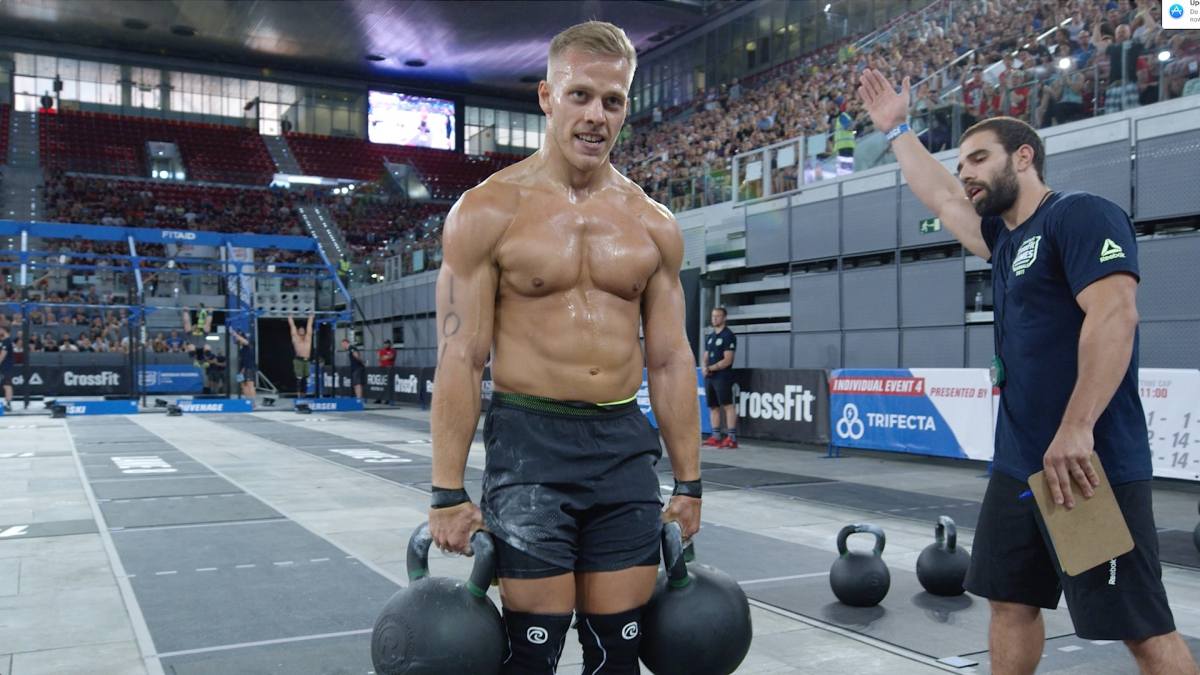 how to watch replays of crossfit games events