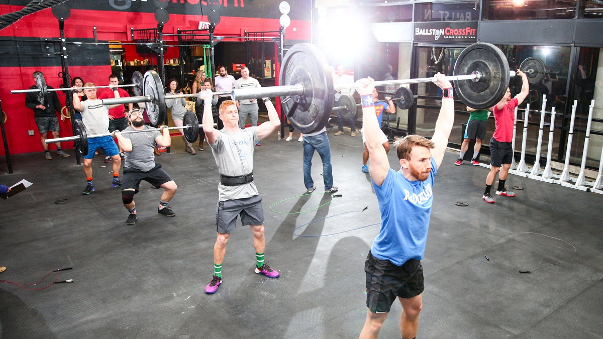 Regionals crossfit games
