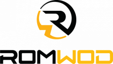 ROMWOD sponsor logo