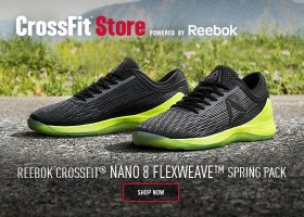 Spring Collection CrossFit Store 2x