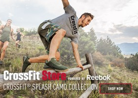Camo Slash CrossFit Store 2x
