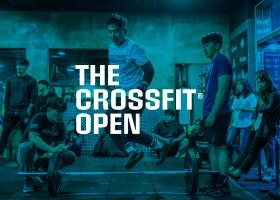 CrossFit Open 5 2x