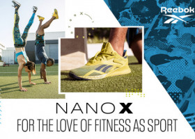 Reebok Nano X Shop Tile 2x